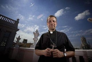 "Monseñor Novell: El pacto fiscal es ""compatible"" con el cristianismo"