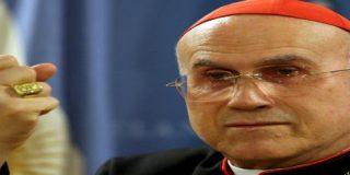 """Cardenal Bertone: """"España no es un 'viejo país católico'; no es vieja y la mayoría sigue siendo católica"""""""