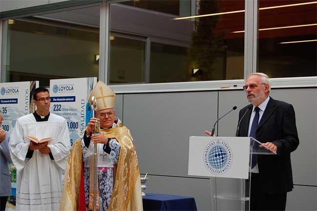 La Universidad Loyola Andalucía inaugura el edificio 4 del Campus ETEA-Córdoba