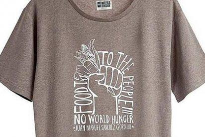 La firma 'H&M' presenta una camiseta en 'homenaje' a Sánchez-Gordillo