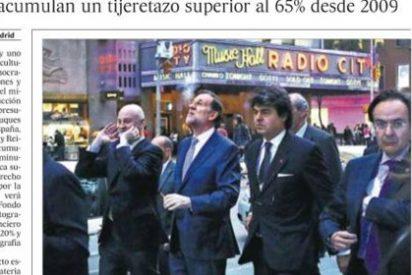 Mientras Rajoy se fuma un puro en Nueva York, Mas le prepara en Cataluña un referéndum ilegal