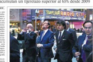 """Losantos pide otro habano para Rajoy: """"Ha subido tanto los impuestos que ha hundido la recaudación"""""""