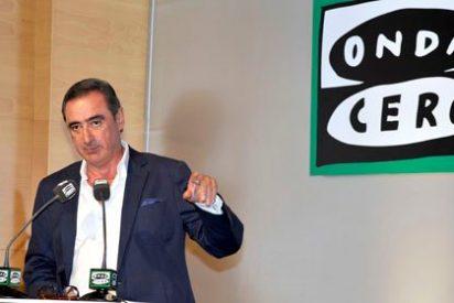 """Carlos Herrera: """"Le aconsejo a Rajoy que haga más caso a su Secretaria de Estado de Comunicación. Los miembros del Gobierno dan la sensación de estar cada uno en su almena"""""""