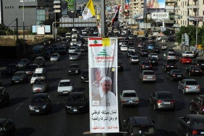 """El Papa pedirá en su visita a Líbano que """"se detenga la espiral de violencia y de odio"""" en Siria"""