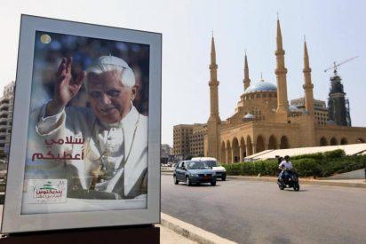 El mosaico religioso libanés que espera al Papa