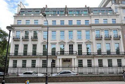 Ofrecen como 'oportunidad' una casa en Londres por 374 millones de euros