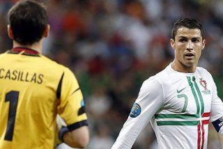 ¿Se ha convertido Casillas en el 'guardaespaldas' de Cristiano Ronaldo?