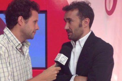 """Juanma Castaño: """"Si en las redes sociales dicen que 'Deportes Cuatro' es antimadridista significa que el programa se ve"""""""