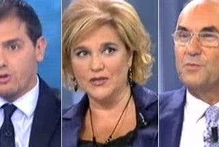 Pilar Rahola a Albet Rivera: ¡Yo represento más a Cataluña que tú, me lee más gente de la que te vota a ti!