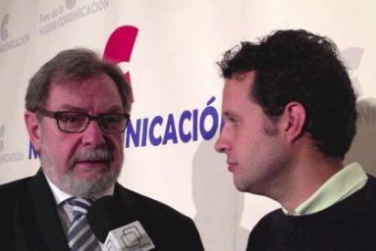 """Juan Luis Cebrián explica las salidas de Pons y Delkader de la SER: """"Es un relevo generacional porque hay que dar paso a las nuevas generaciones"""""""