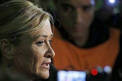 """Cristina Cifuentes: """"No se va a permitir que se rodee ni se tome el Congreso"""""""