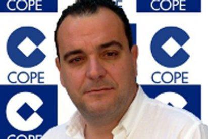 """Colmenarejo (COPE): """"Dicen que el partido de Mario Conde es de centro, de centro penitenciario"""""""