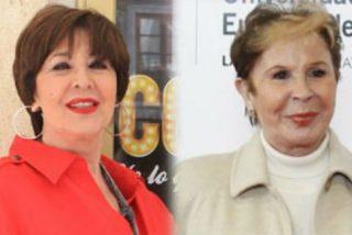 TVE confirma que es el nuevo T5: ¿Por qué Concha Velasco atacó a Lina Morgan en 'Cine de Barrio'?