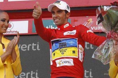 Alberto Contador se hace, por segunda vez en su carrera, con la Vuelta a España