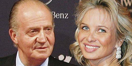 """Corinna niega ser amante de Juan Carlos I pero dice que el Rey es """"un tesoro nacional"""""""