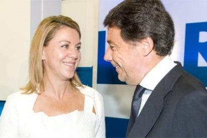 """Cospedal avisa a Mas: """"El que quiera ir por libre casi seguro va a naufragar"""""""