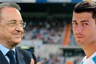 El 'reencuentro': Florentino Pérez y Cristiano Ronaldo se vuelven a ver