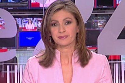 """El escándalo de La Diada en TVE ya tiene un chivo expiatorio: la editora del Telediario de La 2 Cristina Almandos deja su cargo por """"las presiones"""""""