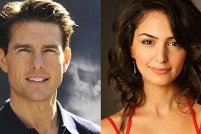 ¿Por qué la Cienciología emparejó a Tom Cruise con la iraní Nazanin Boniadi?
