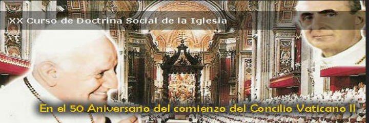 Conclusiones del XX Curso de Doctrina social de la Iglesia