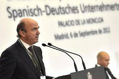Luis de Guindos: 'España hace ahora lo que hizo Alemania hace diez años'