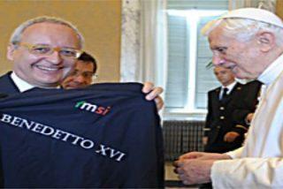 """El Papa contra el doping: Es un abuso intentar """"ganar a toda costa"""""""