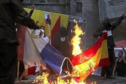 A la izquierda le viene bien ensalzar el espíritu nacionalista catalán