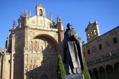 Salamanca, Olegario y Francisco de Vitoria