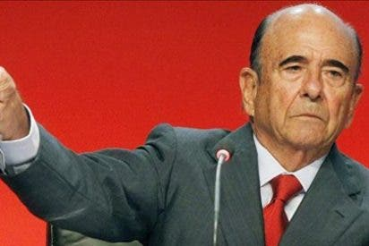 Emilio Botín, uno de los diez banqueros más influyentes del mundo