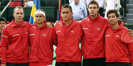 España vence a EEUU y peleará con la República Checa por su sexta ensaladera de Copa Davis