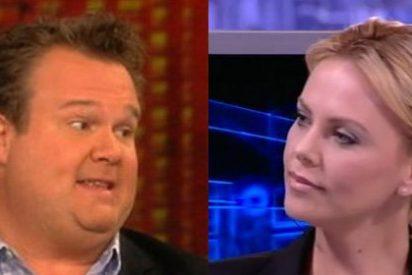 ¿De verdad Eric Stonestreet ha enamorado a la bellísima Charlize Theron?