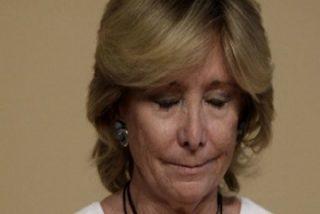 Esperanza Aguirre dimite y abandona la primera línea política