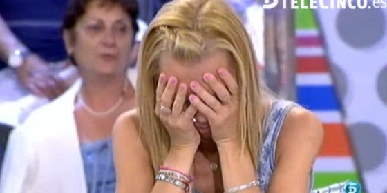 Ya es oficial que Belén Esteban no cuenta con ningún apoyo en T5 y ella se hunde en directo ¿Es su final?