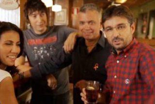 Evolé tira de ironía para criticar la marcha Pastor, Lucas y Garrido y la vuelta de los toros a TVE
