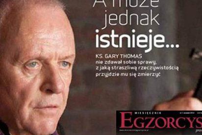Los curas polacos lanzan la revista 'El exorcista'