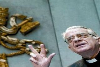 Lombardi: el Papa no tiene un mensaje para el Gobierno de Siria