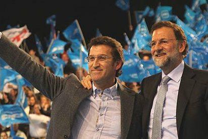Mariano Rajoy y Alberto Núñez Feijóo preparan un golpe de efecto en Galicia