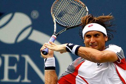 Ferrer remonta 'a lo macho' a Tipsarevic y pasa a las semifinales del Open USA