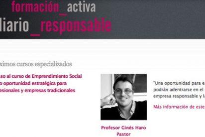 Diario Responsable lanza cursos especializados en gestión de la Responsabilidad Social