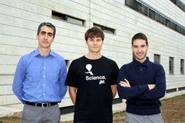 Tres investigadores de la UIB, premiados a nivel internacional