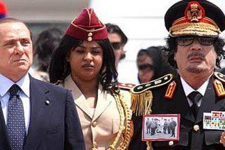 Terror, viagra, orgías y sexo en el palacio del difunto tirano Gadafi