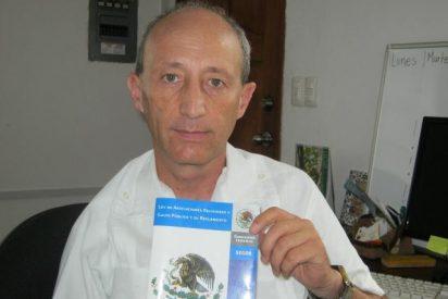 """Pedro Pérez Guajardo deja la Legión, porque no quiere """"ser continuador de la obra de un pederasta"""""""