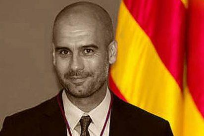 Pep Guardiola pide la independencia de Cataluña desde Nueva York