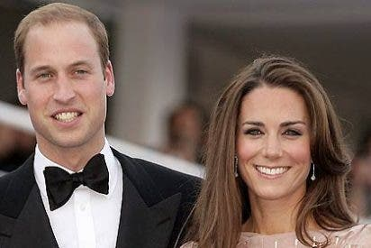 Una revista publica fotos de Kate Middleton desnuda de cintura para abajo