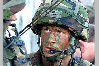 Los talibanes quieren matar al príncipe Harry durante su misión en Afganistán