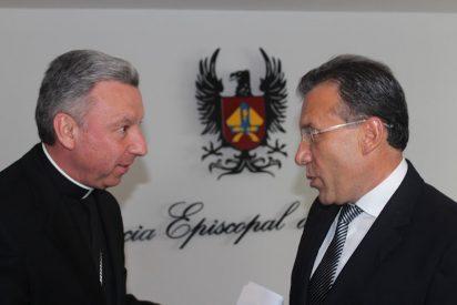 El Papa apoya el proceso de paz con las Farc