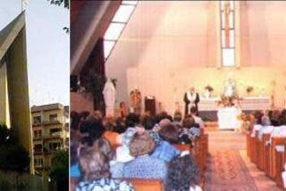 Atacan una iglesia en Beirut la víspera de la visita de Benedicto XVI a Líbano