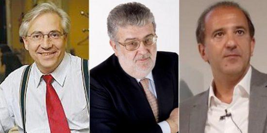"""Intereconomía pide al Gobierno que prohíba la fusión de Antena 3 y laSexta: """"Perturba el pluralismo"""""""