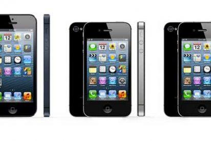 Apple vende 5 millones de iPhone 5 en su primer fin de semana