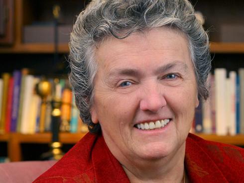Joan Chittister, caso claro de sectarismo